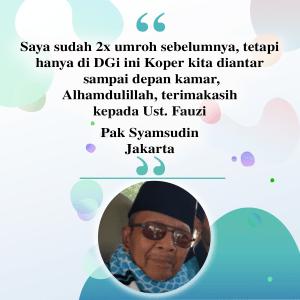 Pak Syamsudin, Jakarta