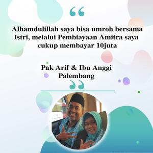 Pak Arif dari Palembang